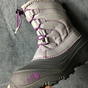 The North Face Waterproof Therma Felt Plus Sz 6